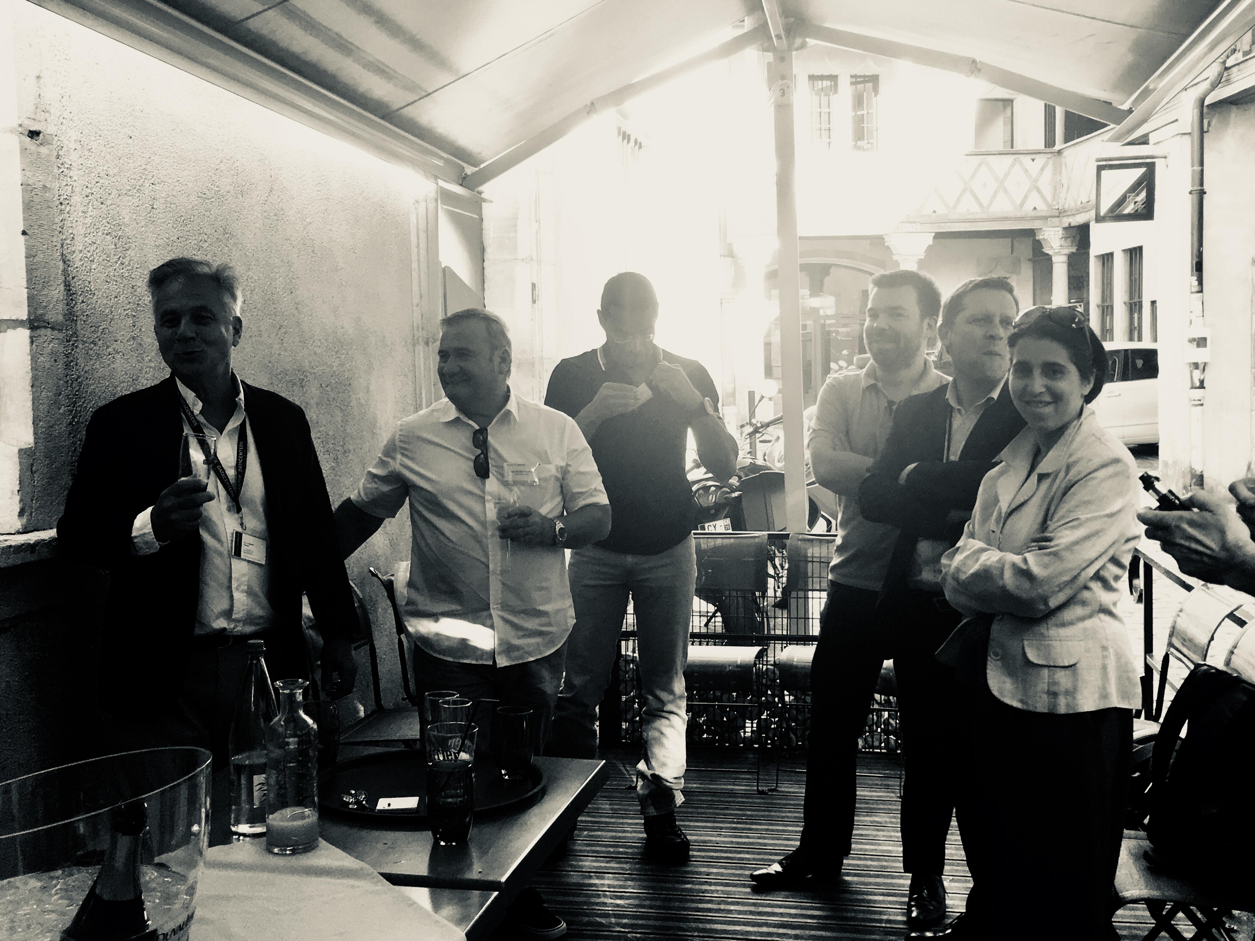 Euclyde réunit ses clients à Besançon