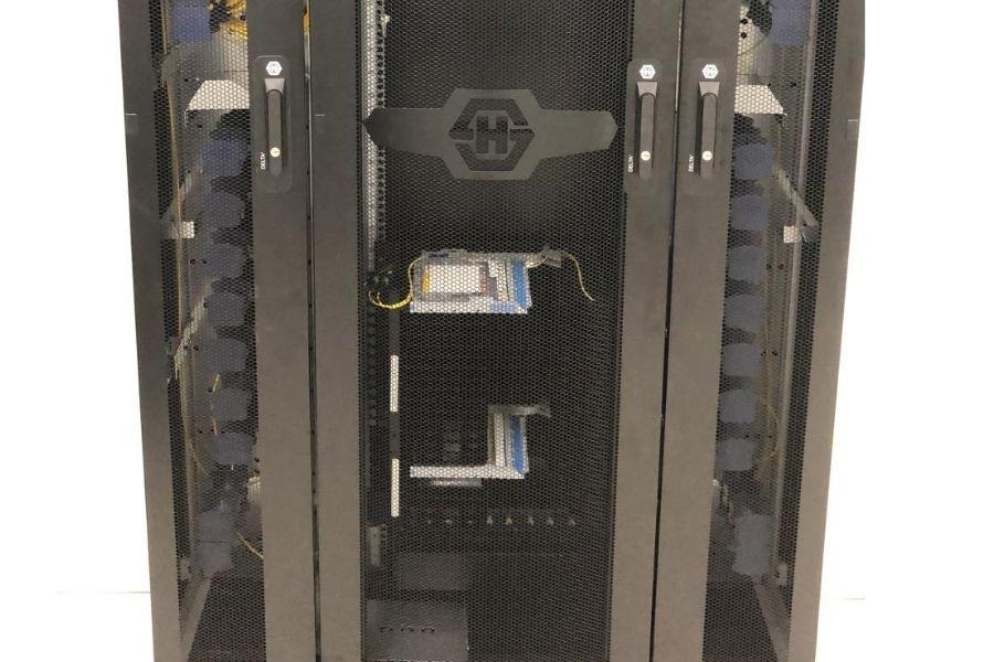 La Meet me Room dans un data center
