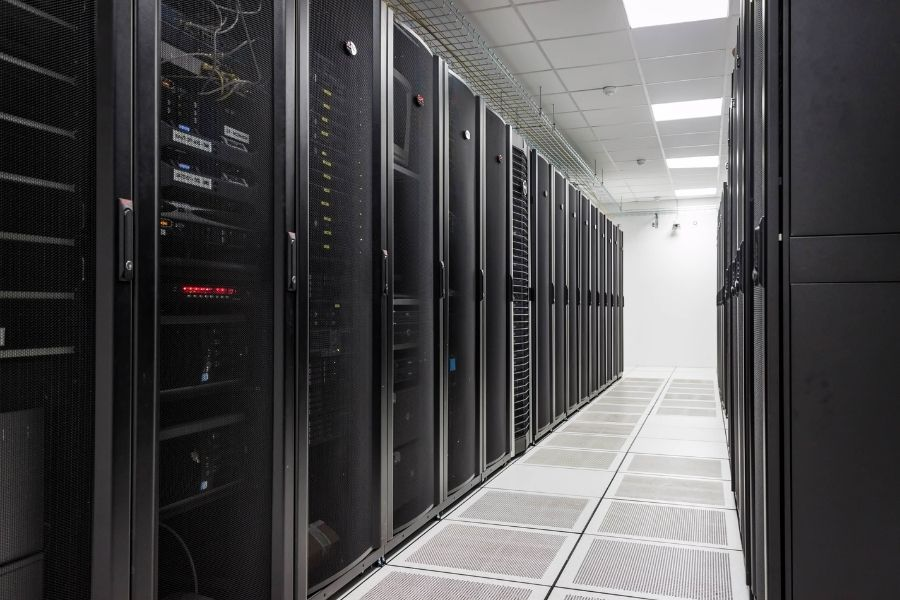 Qu'est ce qu'un centre de données